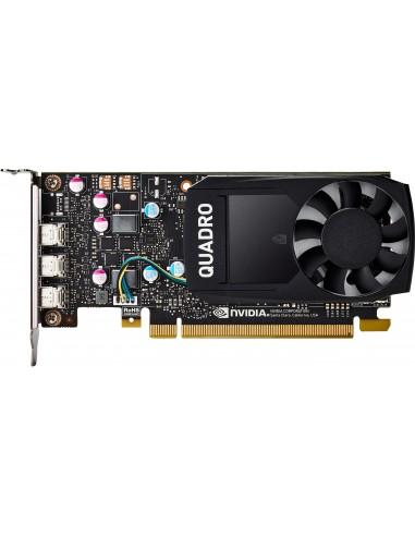 HP NVIDIA Quadro P400 2GB Graphics Hp 1ME43AA - 1