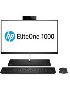"HP EliteOne 1000 G1 60.5 cm (23.8"") 1920 x 1080 pikseliä 7. sukupolven Intel® Core™ i5 8 GB DDR4-SDRAM 256 SSD Musta Hp 2SG06EA#"