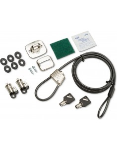 HP 3XJ17AA cable lock Black Hp 3XJ17AA - 1