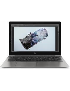 "HP ZBook 15u G6 Mobiilityöasema 39.6 cm (15.6"") 1920 x 1080 pikseliä Kosketusnäyttö 8. sukupolven Intel® Core™ i7 16 GB Hp 6TP61"