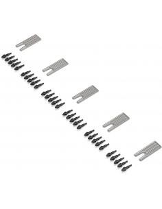 HP Set de Pro Pen Nib Svart Hp 8MP61AA - 1