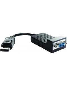 HP DisplayPort To VGA Adapter 0.2 m (D-Sub) Hp AS615AA - 1