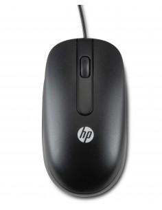 HP (100 Pack) PS/2 Mouse hiiri Molempikätinen Optinen 800 DPI Hp QY775A6 - 1