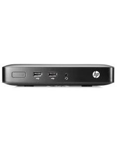 HP t420 1 GHz GX-209JA Windows Embedded Standard 7E 740 g Musta Hp X9S40EA#AK8 - 1