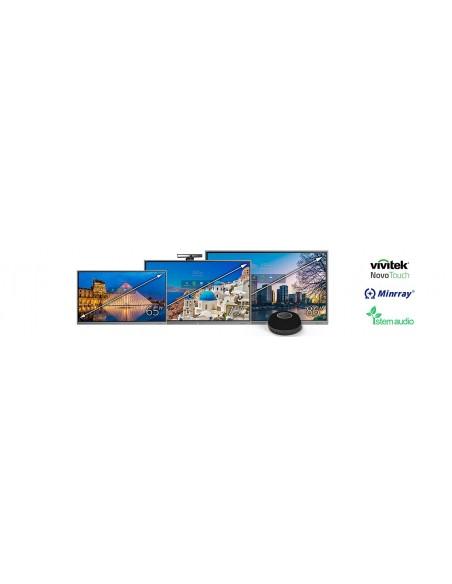 Videokonferens- och presentationssystem