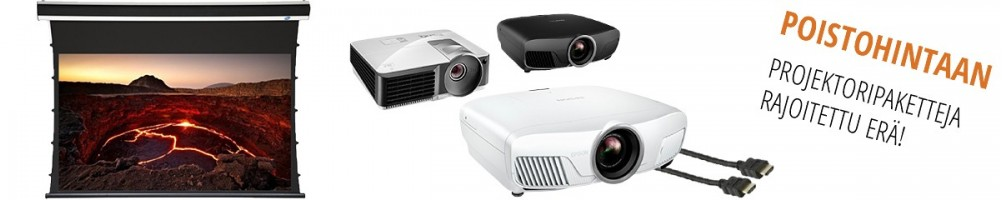 Projector packages