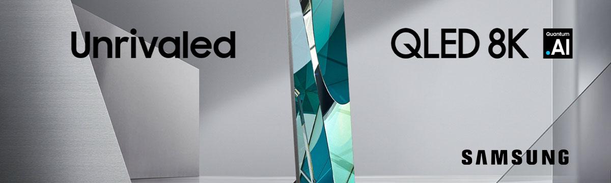 Samsung QLED 8 K